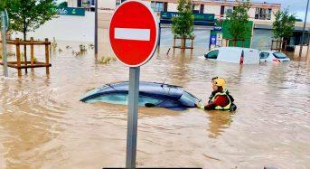 France – Dozens Rescued After Flash Floods in Corsica
