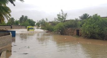 Oman – Deadly Flash Floods in Dhofar Province