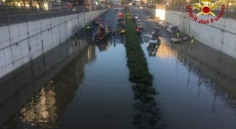 Italy – Severe Floods in Palermo, Sicily, After Torrential Rain