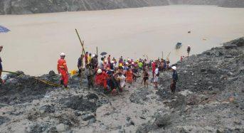 Myanmar – Jade Mine Landslide Kills Over 160