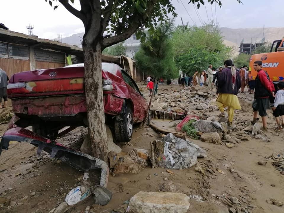 Afghanistan – Dozens Killed in Flash Floods – FloodList