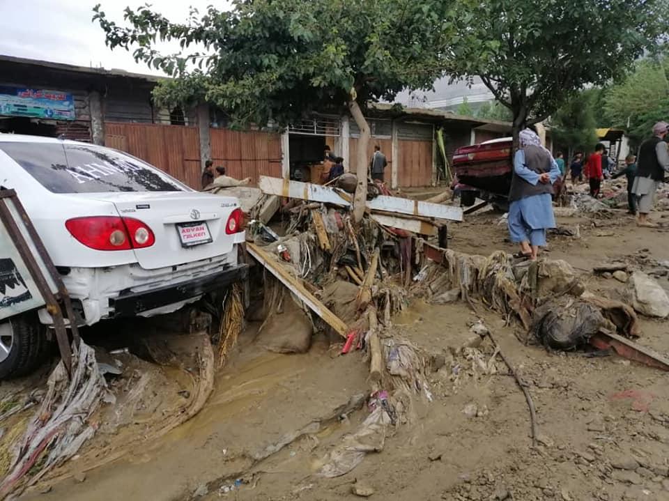 Afghanistan – Flash Floods death Toll Rises to 145 – FloodList