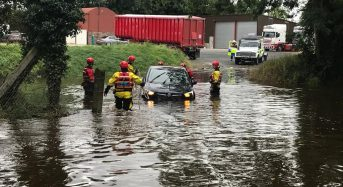 UK and Ireland – Flash Floods After Storm Francis Brings Heavy Rain