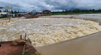 Cambodia – Rain From Tropical Storm Noul Triggers Floods in 5 Provinces