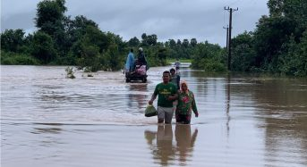 Cambodia  – Deadly Floods in Preah Sihanouk Province