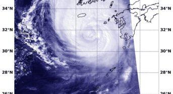 North Korea – Rain From Typhoon Maysak Triggers Flooding in Eastern Areas