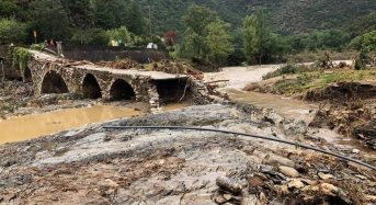 France – 2 Missing After Torrential Rain Triggers Floods in South