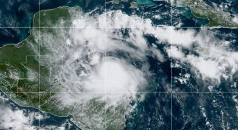Central America – Hurricane Nana Causes Flooding in Bay Islands, Honduras