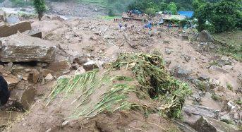 Nepal – Over 30 Dead or Missing After Floods and Landslides in Sindhupalchok