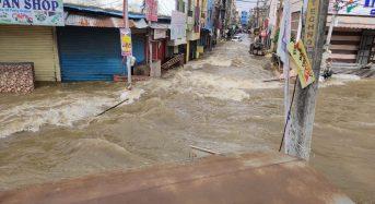 India – Deadly Floods in Telangana, Andhra Pradesh, Karnataka and Maharashtra