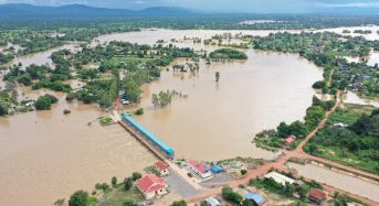 Cambodia – Widespread Flooding Leaves 10 Dead
