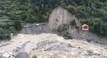 France and Italy – Deadly Flash Floods After 630mm of Rain in 24 Hours