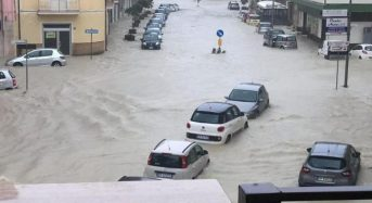Italy – 200 Rescued From Floods in Calabria After 450mm of Rain in 48 Hours