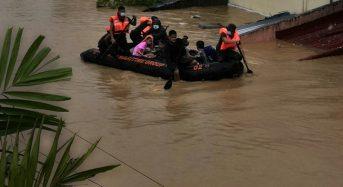 Philippines – Typhoon Vamco Brings Flooding Rain