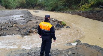 Spain – Several Rescued, Train Derailed After Flash Floods in South