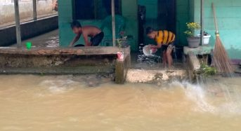 South East Asia – 25,000 Hit by Floods in Indonesia, Malaysia and Thailand