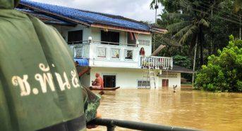 Thailand – 1 Dead After Further Floods and Landslides in South
