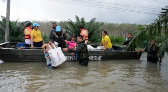 Thailand – Floods Remain in 5 Southern Provinces as Death Toll Rises