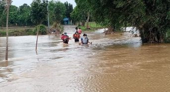 Philippines – 8 Killed in Floods and Landslides, Thousands Evacuate