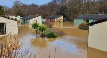 UK – Floods Prompt Rescues and Evacuations in Wales and South West England