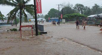 Samoa – Damaging Floods and Landslides Strike After Heavy Rain