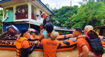 Philippines – Thousands Hit by More Floods in Central Regions