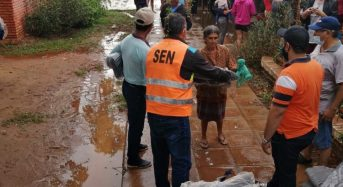 Paraguay – Thousands of Families Affected by Floods in Concepción