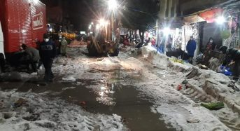 Bolivia – Hail and Flash Floods in Sucre Leave 4 Dead, 6 Missing
