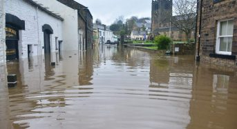 Insurance Firm Offers Mental Health Support as UK Flood Risk Surges