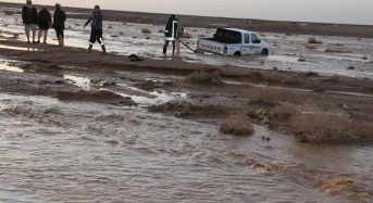 Jordan and Saudi Arabia – 4 Dead, Several Rescued After Flash Floods