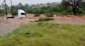 South Africa and Zimbabwe – Flash Floods in Border Towns of Musina and Beitbridge