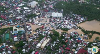Philippines – Thousands Evacuate Floods After Tropical Storm Dujuan (Auring)