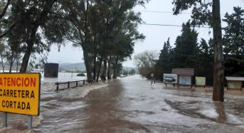 Spain – Dozens Rescued After Flash Floods in South