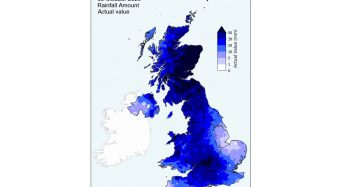 Record-Breaking Rain 10 Times More Likely Due to Climate Change Says UK's Met Office