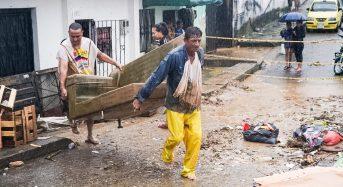Colombia – Damaging Flash Floods Sweep Through Villavicencio, Meta Department