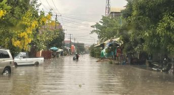 Cambodia – 1 Dead, Dozens of Homes Damaged After Storms and Heavy Rain