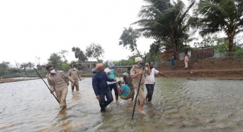 India – Cyclone 'Yaas' Causes Flooding in Odisha and West Bengal, 1.5 Million Evacuate