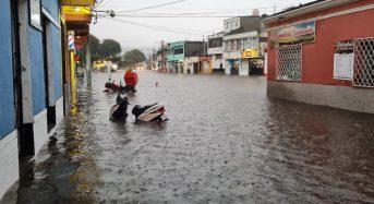 Guatemala – Strong Winds, Floods and Landslide Affect Over 10,000