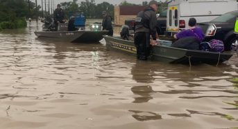 USA – Emergency Declared After Floods in Louisiana