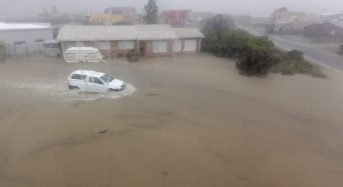 South Africa – Evacuations and Rescues After Storm Triggers Floods in Western Cape
