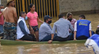 Colombia – Thousands Affected by Floods and Landslides