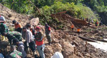Indonesia – 5 Dead, 8 Missing After Landslide in South Tapanuli Regency, North Sumatra