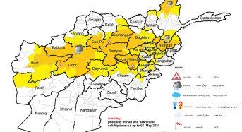 Afghanistan – Flash Floods Leave 16 Dead, 10 Missing