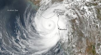 India – Tropical Cyclone Tauktae Leaves 23 Dead and Over 200,000 Displaced