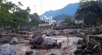 Guatemala – Deadly Flash Floods in Sololá Department