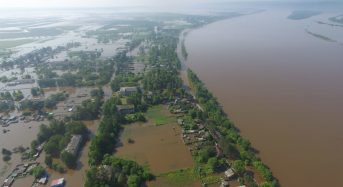 Russia – Hundreds Evacuate Floods in Far East