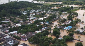 Colombia – Floods Affect 50,000 After Rivers Overflow in Arauca