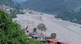 Nepal – 5 Dead, 19 Missing After Floods and Landslides in 26 Districts