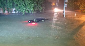USA – Tropical Storm Claudette Triggers Floods in Mississippi, Louisiana and Alabama