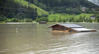 Austria – Photos of Floods in Salzburg
